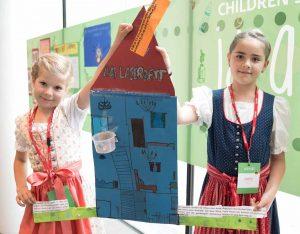 Sophie and Eva Maria ideas4ears winners